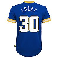 Boys 8-20 Golden State Warriors Stephen Curry Jersey Tee