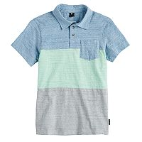 Boys 8-20 Ocean Current Sustain Polo