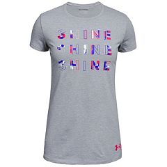 Girls 7-16 Under Armour 'Shine' Graphic Tee