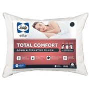 Sealy Elite Total Comfort All Sleep Positions Down Alternative Pillow