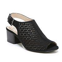 LifeStride Relay 2 Women's Peep-Toe Sandals
