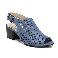LifeStride Relay 2 Women's Peep-Toe Sandals