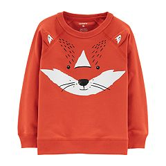 Baby Boy Carter's Fox Pullover Sweater
