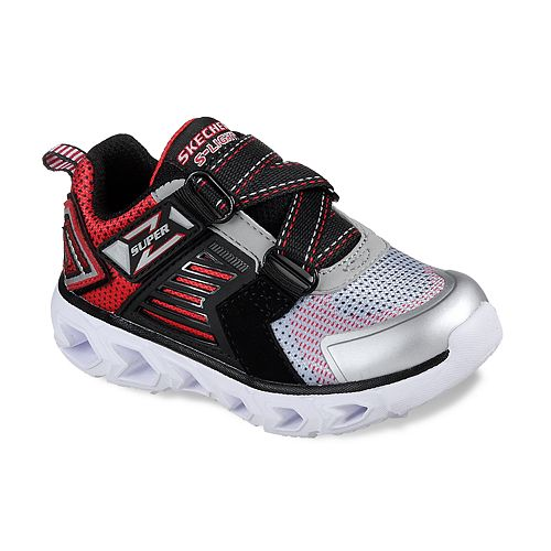 b09a09f8f092 Skechers S Lights Hypno Flash 2.0 Rapid Quake Toddler Boys  Light Up Shoes