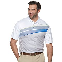 Big & Tall Grand Slam On Course Regular-Fit Performance Golf Polo