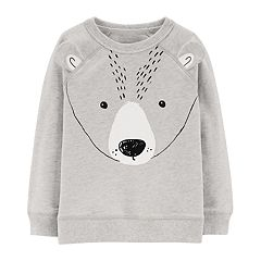 Baby Boy Carter's Bear Pullover Sweater
