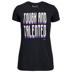 Girls 7-16 Under Armour 'Tough & Talented' Graphic Tee
