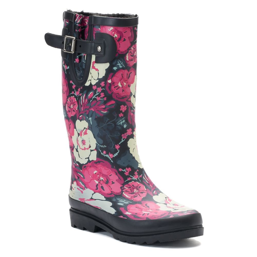 Western Chief Florally Women's ... Rain Boots