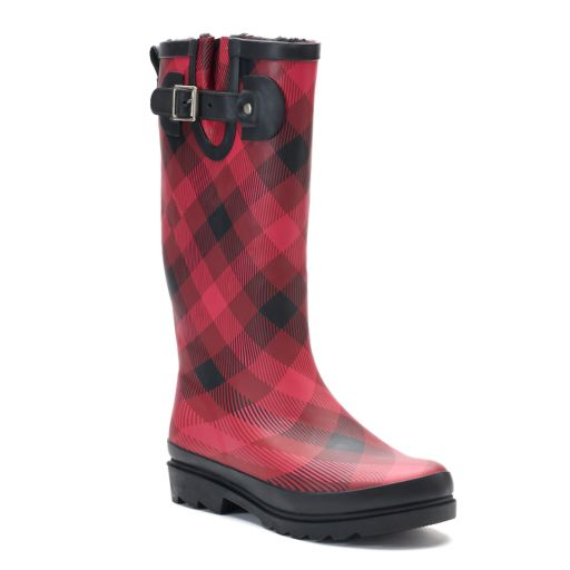 Western Chief Dual Buffalo Women's Rain Boots