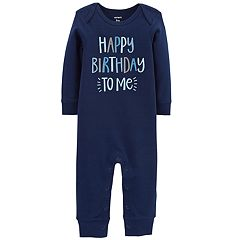 Baby Boy Carter's Happy Birthday to Me Bodysuit