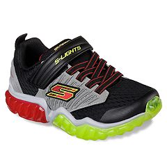 Skechers S Lights Rapid Flash Boys' Light Up Shoes