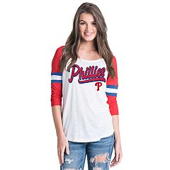 Women's Philadelphia Phillies Raglan Tee