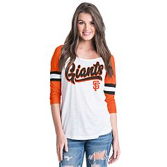 Women's San Francisco Giants Raglan Tee