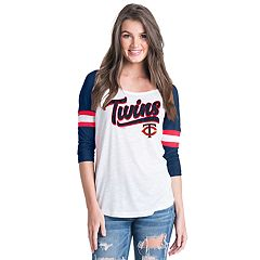 Women's Minnesota Twins Raglan Tee