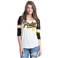 Women's Pittsburgh Pirates Raglan Tee