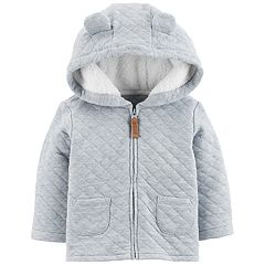 Baby Boy Carter's Sherpa Lined Quilted Jacket