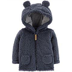 Baby Boy Carter's Sherpa Jacket