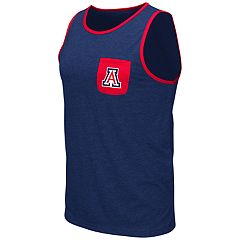 Men's Colosseum Arizona Wildcats Tank Top