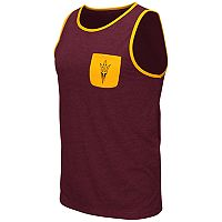 Men's Colosseum Arizona State Sun Devils Tank Top