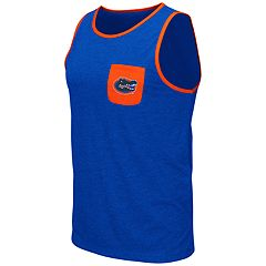 Men's Colosseum Florida Gators Tank Top
