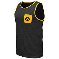 Men's Colosseum Iowa Hawkeyes Tank Top