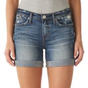 Women's Rock & Republic® Bumpershoot Cuffed Jean Shorts