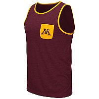Men's Colosseum Minnesota Golden Gophers Tank Top