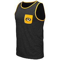 Men's Colosseum Missouri Tigers Tank Top