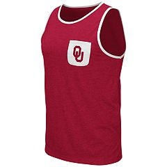 Men's Colosseum Oklahoma Sooners Tank Top