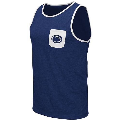 Men's Colosseum Penn State Nittany Lions Tank Top