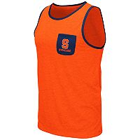Men's Colosseum Syracuse Orange Tank Top