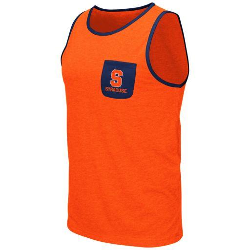 Men's Colosseum Syracuse Orange Tank Top