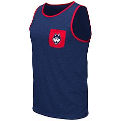 Men's Colosseum UConn Huskies Tank Top