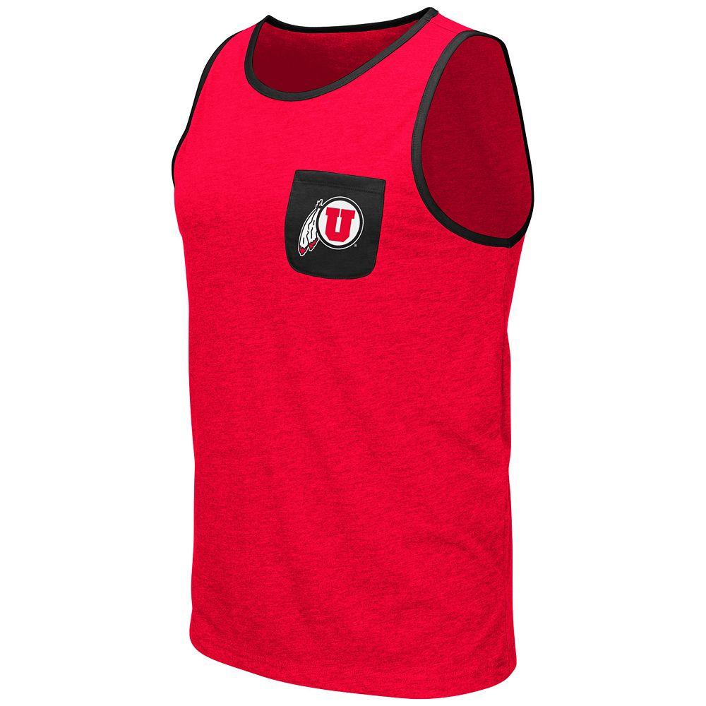 Men's Colosseum Utah Utes Tank Top