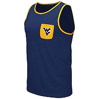 Men's Colosseum West Virginia Mountaineers Tank Top