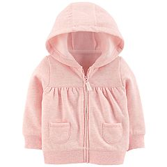 Baby Girl Carter's Zip Cardigan