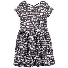 Girls 4-12 Carter's BFF Dress