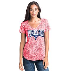 Women's Philadelphia Phillies Burnout Tee