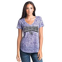 Women's Colorado Rockies Burnout Tee