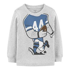 Baby Boy Carter's Football Character Graphic Tee