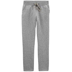 Girls 4-10 Carter's Fleece Jogger Pants