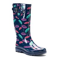 Western Chief Pretty Parasols Women's Rain Boots