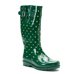Western Chief Simple Dot Women's Rain Boots