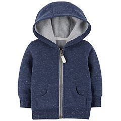 Baby Boy Carter's Fleece Hoodie