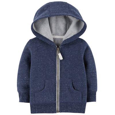 Baby Boy Carter's Fleece Hoodie