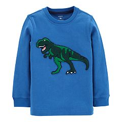Baby Boy Carter's Dinosaur Applique Tee