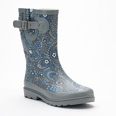 Western Chief Fabled Floral Women's Rain Boots