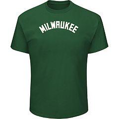 Men's Milwaukee Bucks Wordmark Tee