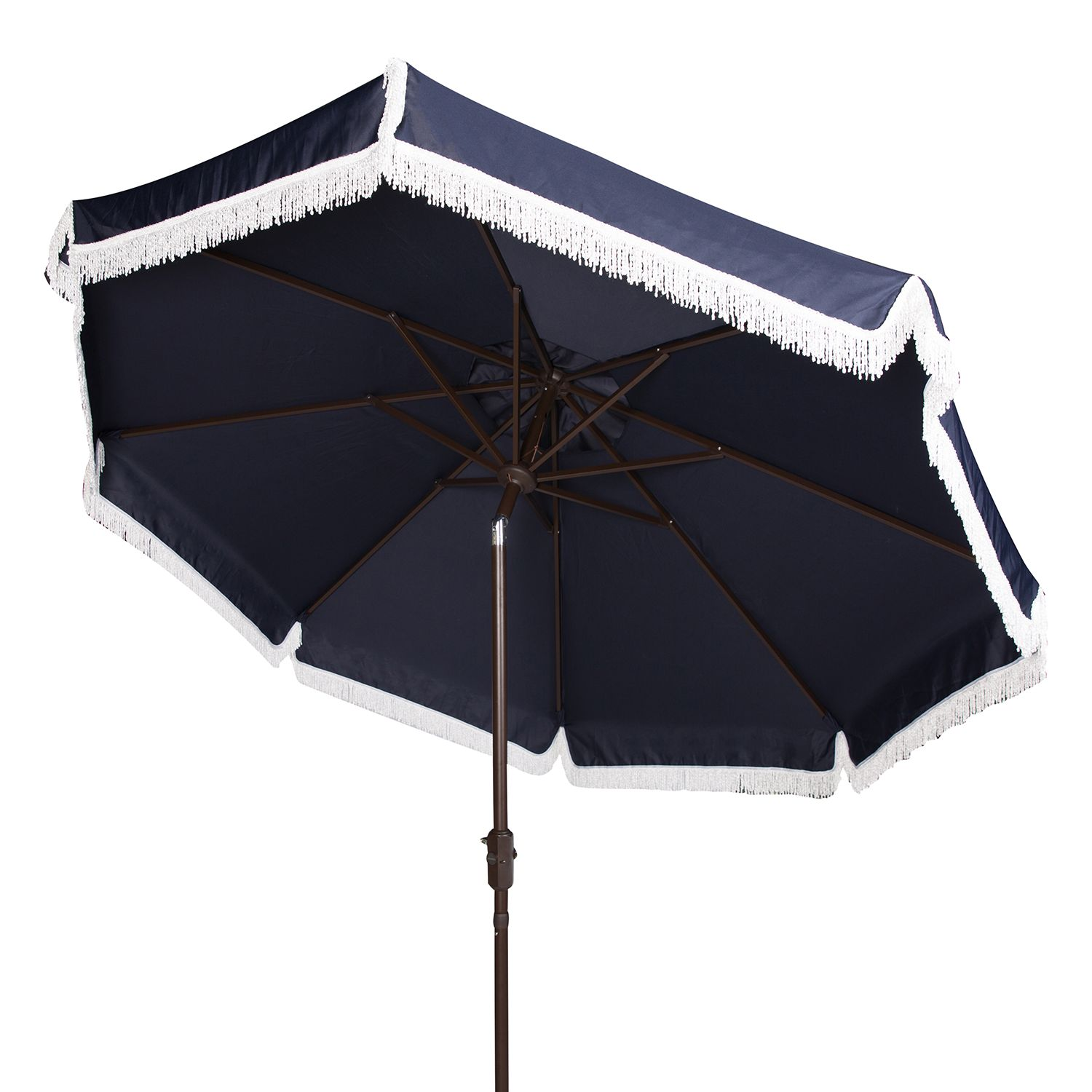 Genial Fringe Trim Outdoor Patio Umbrella