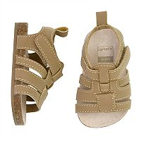 Baby Boy Carter's Cork Sole Sandals